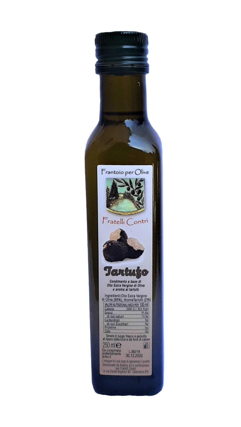 bottiglie-olio-aromatizzato-al-tartufo-confezione-5-bottiglie